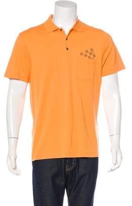 Louis Vuitton Damier Polo Shirt