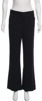 Theory High-Rise Wide-Leg Pants