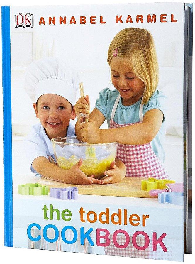 DK Publishing The Toddler Cookbook