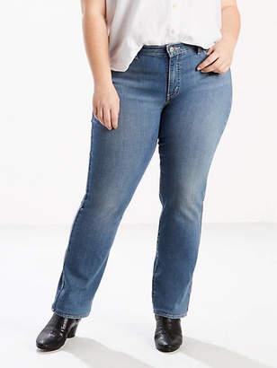 Levi's 414 Classic Straight Jeans (Plus Size)