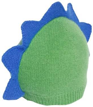 Il Gufo Dino Intarsia Wool Knit Hat