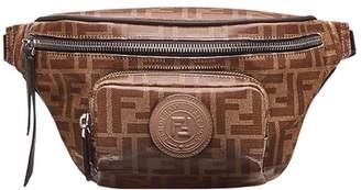 Fendi monogram belt bag