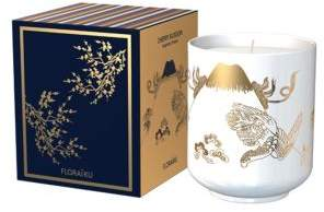 Buy Floraiku Cherry Blossom Candle Tea Cup/4.6 oz!