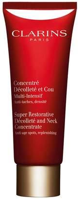 Clarins Super Restorative Décolleté and Neck Concentrate