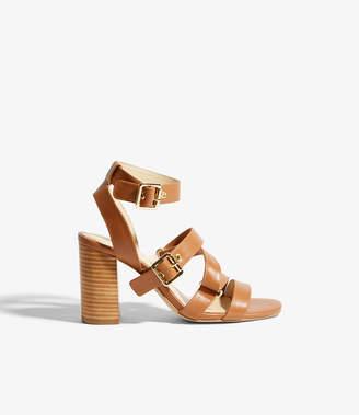 Karen Millen Strappy Buckled Sandals