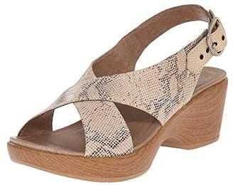 Dansko Women's Jacinda Wedge Sandal