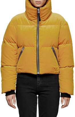 Mackage Dodie Corduroy Down Jacket