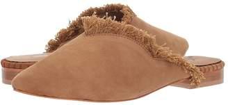 Free People Leather Newport Flat Women's Slip on Shoes