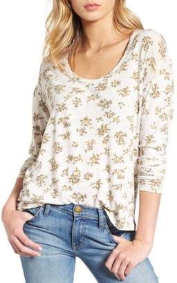 Women's Current/elliott The Slouchy Tee $128 thestylecure.com