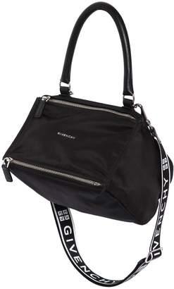 66dc05d068c Givenchy Small Pandora Nylon Bag W  Logo Strap