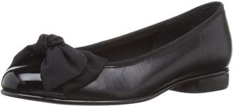 Gabor Womens Amy 05.106.37 Leather Shoes 7.5 US
