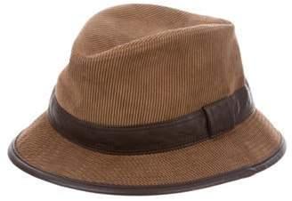 Hermà ̈s Corduroy Bucket Hat brown Hermà ̈s Corduroy Bucket Hat