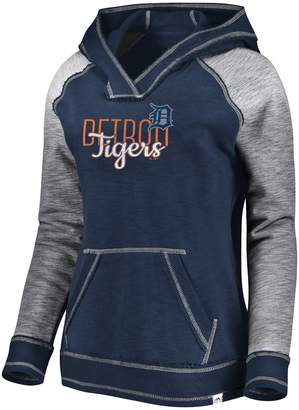 Majestic Plus Size Detroit Tigers All That Matters Hoodie