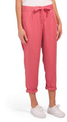 Drawstring Trouser Pants
