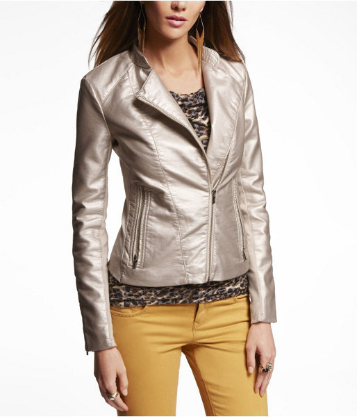 (Minus The) Leather Biker Jacket