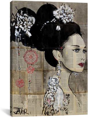 iCanvas Icanvasart Yu By Loui Jover Canvas Artwork