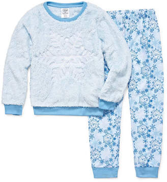 Disney 2-pc. Frozen Pajama Set Big Kid Girls