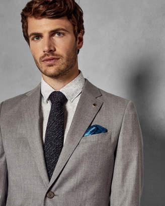 Ted Baker KAMCHAJ Debonair skinny wool suit jacket