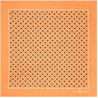 Polo Ralph Lauren Geometric Pocket Square