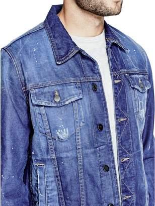 GUESS Men's Rex Denim Jacket