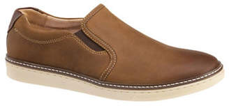 Johnston & Murphy McGuffey Nubuck Slip-On Shoes