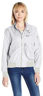 Members Only Women's Helix Iconic Racer Jacket