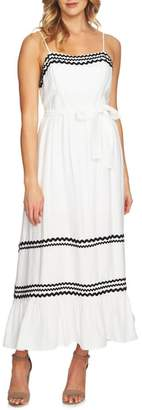 CeCe Spaghetti Strap Maxi Dress
