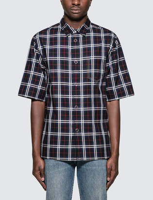 Helmut Lang Snap Front S/S Shirt