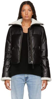 Mackage Black Cammi Down Jacket