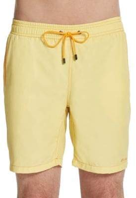 Mr.Swim Solid Swim Shorts