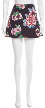Clements Ribeiro Floral Wrap Skirt