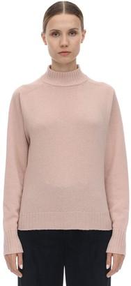 Sportmax Virgin Wool Knit Sweater