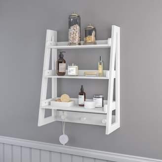 Ebern Designs Ilovici Ladder Wall Shelf