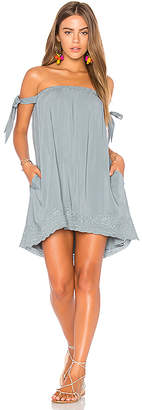 L*SPACE Sweet Dreams Dress in Slate $99 thestylecure.com