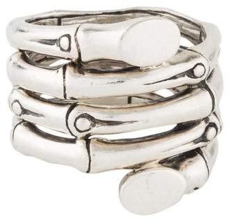 John Hardy Bamboo Coil Ring