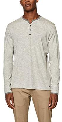 Esprit Men's 098ee2k025 Long Sleeve Top