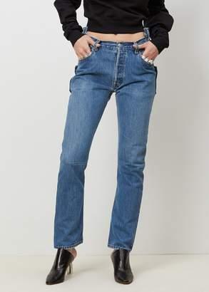 Vetements Drop Pocket Jean