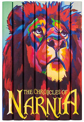Set of 7 The Chronicles of Narnia Book Set - Juniper Books