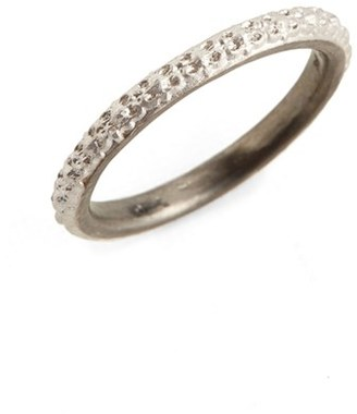 Women's Armenta Old World Stacking Ring $190 thestylecure.com