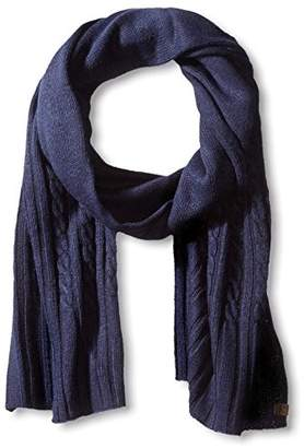 Hagger Men's Cable Knit Scarf
