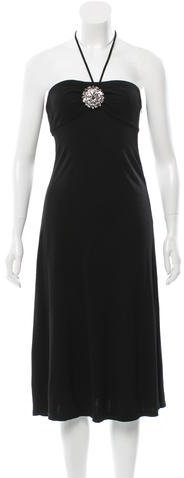MICHAEL Michael KorsMichael Kors Embellished Knee-Length Dress