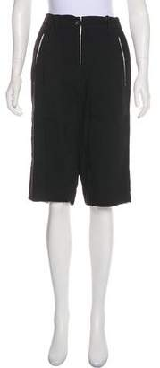 Görtz Annette High-Rise Knee-Length Shorts w/ Tags