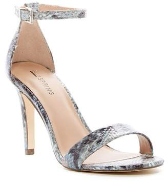 Call It Spring Ahlberg Stiletto Sandal $49.99 thestylecure.com
