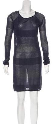 Alexander Wang Knit Knee-Length Dress