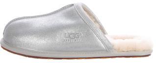 UGGUGG Australia Scuffette Shearling Slippers