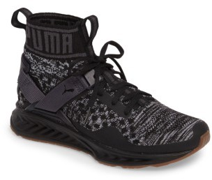 Women's Puma Ignite Evoknit Running Shoe $134.95 thestylecure.com