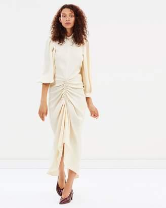 Joseph Fay Crepe Silk Dress