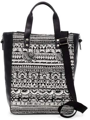 The Sak Seni-Gen Leather Tote Bag