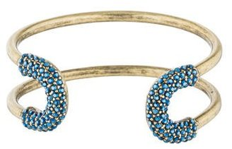 Giles & Brother Crystal Cortina Bracelet w/ Tags $95 thestylecure.com