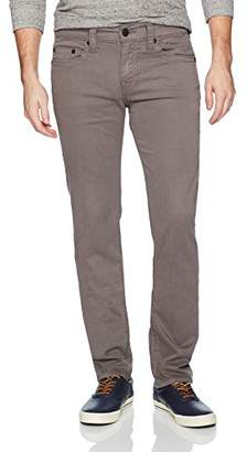 True Religion Men's Rocco Relaxed Skinny Sateen